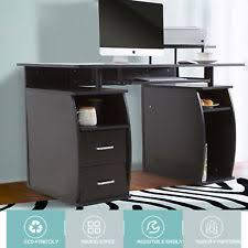 bureau jerker ikea ikea jerker desk swivel shelf for printer monitor stereo ebay