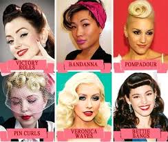 swing hairstyles miss lulu fabulous 50 s hairstyles to try at home