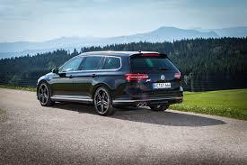 volkswagen passat rear vw passat gets punchier with abt power upgrades