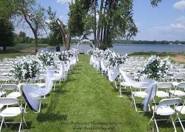 outdoor wedding venues mn minnesota wedding ceremony locations breezy point resort