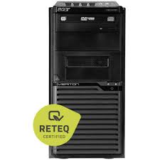 pc bureau reconditionné pc de bureau reconditionné acer veriton m275 intel pentium e5800