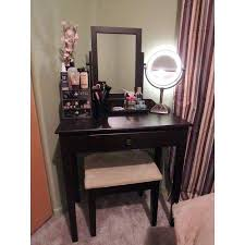 vanities small makeup vanity set small makeup vanity with lights