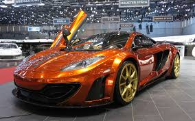 mansory mclaren geneva 2012 tuner cars run wild in switzerland