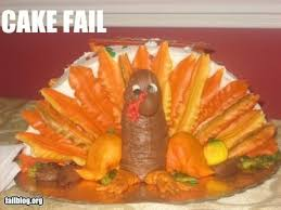 take a look at one of these 12 thanksgiving cake fails and you