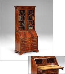 Mahogany Office Furniture by Office Furniture Crotch Mahogany Bureau