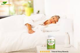 5 Htp Before Bed by 5 Htp 120 Veggie Capsules Helps To Increase Melatonin And