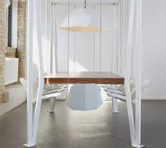 fun dining table with swings u2013 swing table home building