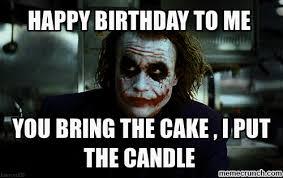 Happy Birthday To Me Meme - image gif w 500 c 1