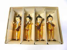 1964 beatles italian glass ornament set images laved the