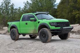 Ford Raptor Green - 2009 2014 f150 raptor n fab roof mounted 50