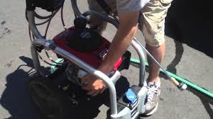 ryobi 3100 psi pressure washer manual homelite 3100 psi pressure washer ut80324a review youtube
