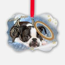 boston terrier ornament cafepress