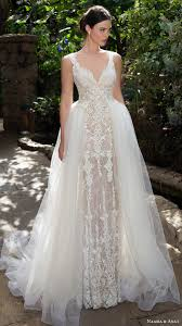 stylish wedding dresses stylish wedding dress collection naama anat 2017 wedding dresses