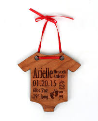 personalized baby ornament baby s