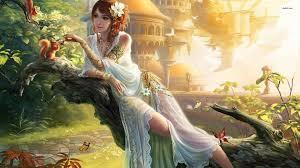 Beautiful Fairies by Beautiful Fairy Wallpapers Weneedfun