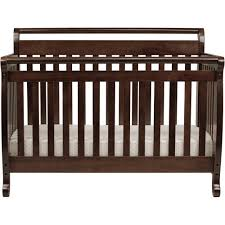 Universal Bed Rail For Convertible Crib by Furniture Dazzling Unique Brown Wood Davinci Kalani 4 In 1
