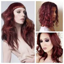 red hair color stylenoted