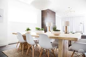 White Plastic Dining Chair Plastic Dining Room Chairs Wood Slab Dining Table Modern Dining