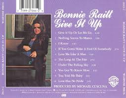up photo album give it up bonnie raitt songs reviews credits allmusic