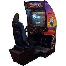 sit down arcade cabinet classy amusements vending dayton ohio cruisin usa by midway