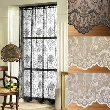 Damask Kitchen Curtains Curtains Notable Vintage Lace Curtains Australia Important