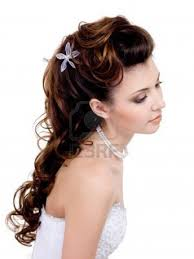 long side hairstyle for wedding side swept hairstyles for long