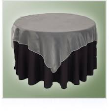 Linens For Weddings Table Linen Manufacturers Table Overlays For Weddings Organza
