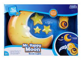 amazon com in my room jr mr happy moon toddler room décor night
