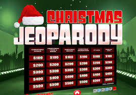 christmas jeopardy powerpoint template youth downloadsyouth