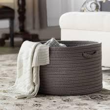 wood boxes bins baskets you ll wayfair