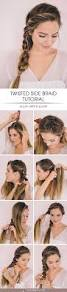 Hairstyle For Party Easy To Do by Twisted Side Braid For Various Occasions Fancy Party Updo And Fancy
