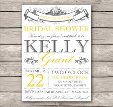 diy bridal shower invitations templates kawaiitheo com
