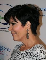kris jenner haircut instructions kris jenner haircuts great short hair for women over 50