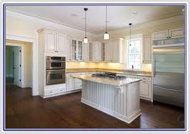 best color hardwood floors with white cabinets painting home