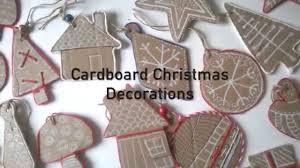 diy cardboard decorations