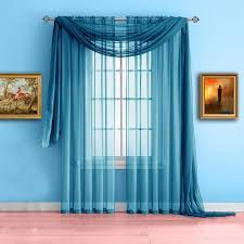 Pictures Of Window Curtains Affordable Sheer Window Curtains Scarf In 10 Colors