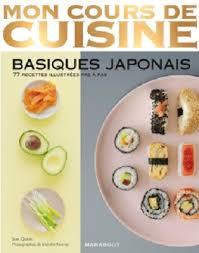 collection marabout cuisine mon cours de cuisine basiques japonais aux éditions marabout