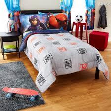 Razorback Crib Bedding by Disney Big Hero 6 Twin Full Bedding Comforter Walmart Com