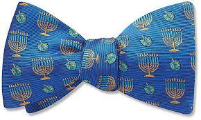 hanukkah tie hanukkah bow ties beau ties ltd of vermont