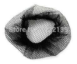 hair net new wholesales crochet mesh net snood bun cover mesh bun hair net