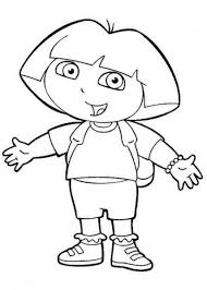 printable 47 dora the explorer coloring pages 2261 free coloring