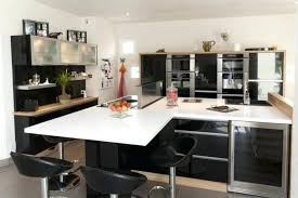 cuisine moderne et blanc decoration cuisine moderne faience pour cuisine moderne 2 de