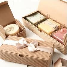 food gift boxes gift box packaging diy paper craft kraft cake boxes moon cake