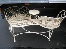Metal Garden Furniture Emily Garden Love Seat Filelove Seat Garden Furniturejpg Garden