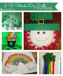 8 st patrick u0027s day crafts for kids