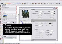 glass reflection effect u2013 sketchup and v ray sketchup 3d