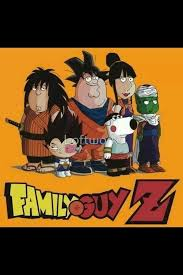 famiy guy ballz dragon ball family guy anime characters