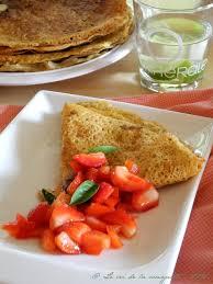 cuisiner sans lactose crêpes à la farine de pois chiche et pavot sans gluten sans