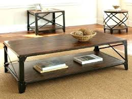 wood and metal console table wood and iron table wood and metal coffee tables glass wood metal