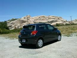 mirage mitsubishi 2014 2014 mitsubishi mirage the small car with a big responsibility